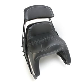 Kimpex 2-Up Seat w/Grip Heaters - 000203