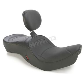 Z1R Mild Stitch Low-Profile Double-Bucket Seat w/Dual Backrest - 0810-1720