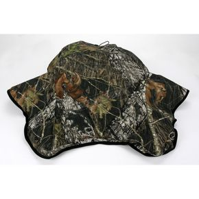 Moose ATV Mossy Oak Seat Cover - MUD021