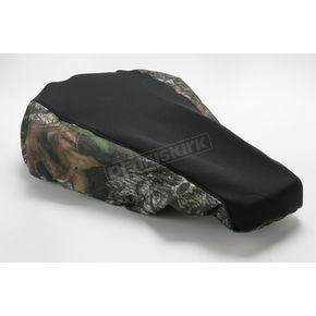 Moose Neoprene Seat Cover with Mossy Oak Break-Up Trim - 0821-0673