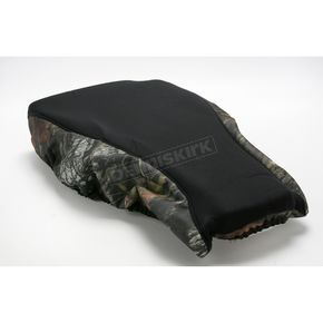 Moose Neoprene Seat Cover with Mossy Oak Break-Up Trim - 0821-0686