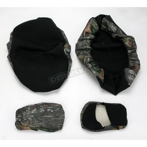 Moose Neoprene Seat Cover with Mossy Oak Break-Up Trim - 0821-0711
