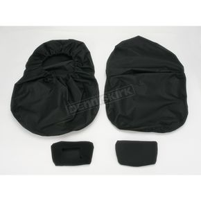 Moose Black Seat Cover - 0821-0774