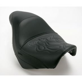 Saddlemen Tattoo Flame Renegade Deluxe Solo Seat - K07-120-112