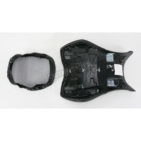 Saddlemen Track One-Piece Solo Seat with Rear Cover - 0810-0831