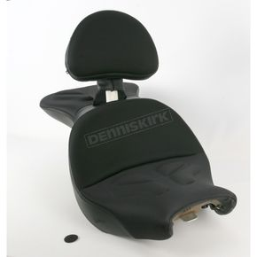 Saddlemen Explorer G-Tech Seat w/Drivers Backrest - H04-13-0301
