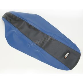 Moose Blue/Black Seat Cover - 0821-1208