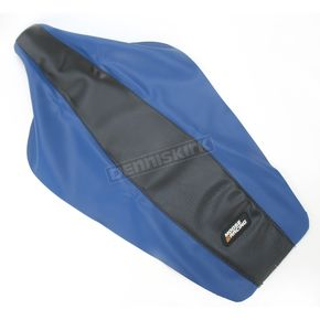 Moose Blue/Black Seat Cover - 0821-1210