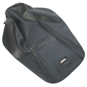 Moose Black Seat Cover - 0821-1212
