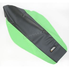 Moose Green/Black Seat Cover - 0821-1214