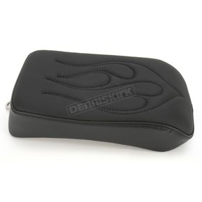 Drag Specialties Flame Narrow Pillion Pad - 0802-0635
