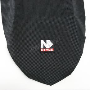 N-Style Black All-Trac 2 Full Grip Seat Cover - N50-4096