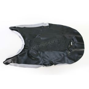 Moose Black OEM-Style Replacement Seat Cover - 0821-1413