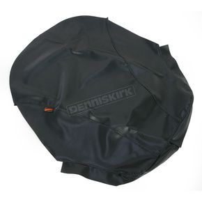 Saddlemen Black ATV Seat Cover with Grippy Surface - AM9143G