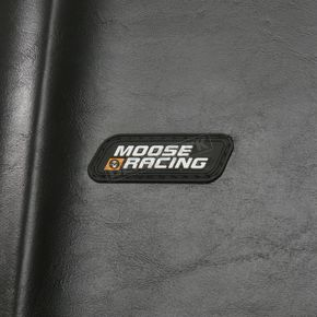 Moose Black Standard Seat Cover - 0821-1466