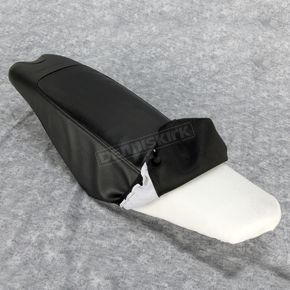 Saddlemen Standard Height Foam and Black Gripper Seat Cover Kit w/Gel - 0910-HU04JG