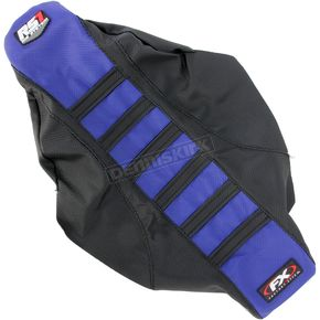 Factory Effex Black/Blue RS1 Seat Cover - 18-29228