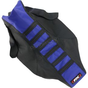 Factory Effex Black/Blue RS1 Seat Cover - 18-29232
