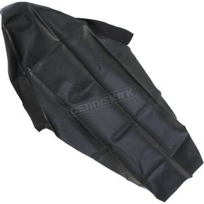 FLU Designs Black Grip Seat Cover - 55200