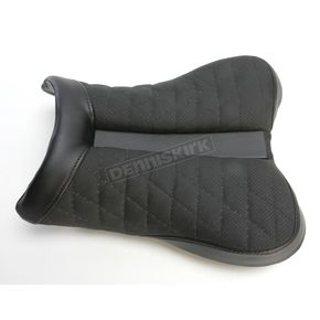 Saddlemen Track-LS Solo Seat w/Rear Seat Cover - 0810-S063