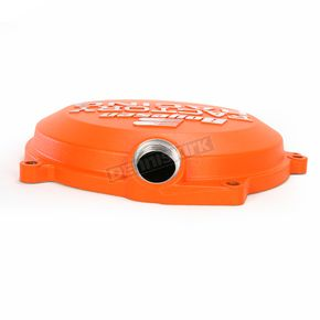 Boyesen Orange Factory Clutch Cover - CC-44AO
