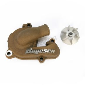 Boyesen Magnesium Supercooler Water Pump Cover and Impeller Kit - WPK-44M