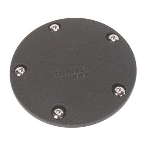 Wrinkle Black Radius Points Cover - 0940-1241