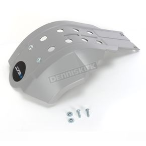 Next Components Gray Skid Plate  - SP-105