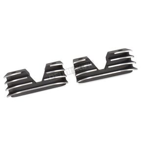 Black Spark Plug Covers - 0940-1315