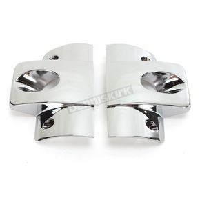 Chrome Spark Plug Covers - 0940-1318