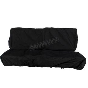 Moose Black Seat Cover - 0821-1843