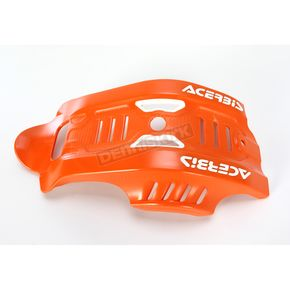 Acerbis Orange Skid Plate - 2449425226
