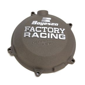 Boyesen Magnesium Factory Clutch Cover - CC-45AM