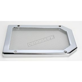 Show Chrome Mesh Radiator Grille - 71-303
