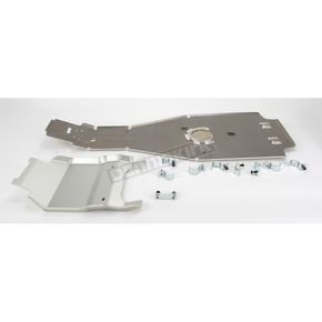 Moose Full Chassis Aluminum Skid Plate - 0506-0185