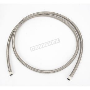 Goodridge 3/8 in. Stainless Steel Braided Oil Hose - 202-06-25