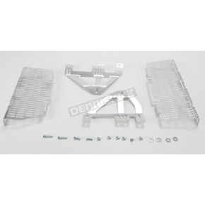 Devol Racing Radiator Guards - KXF-0094