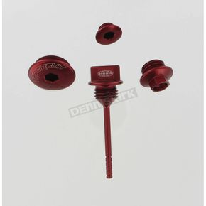 Pro Circuit Red Engine Plug Kit - PC4009-0002