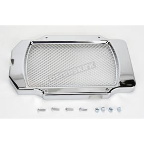 Show Chrome Mesh Radiator Grille - 71-321