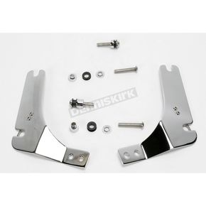 Jardine Steel Quick-Detach Backrest Mounting Kit - 34-1009-01
