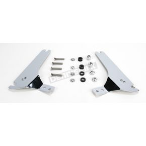 Jardine Quick-Detach Bracket Kit for Billet Backrests - 34-5009-01