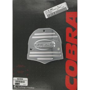 Cobra Billet Fluted Backrest Insert for Cobra Round Backrests - 02-5039