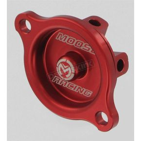 Moose Magnetic Oil Filter Cover by ZipTy - 0940-0729