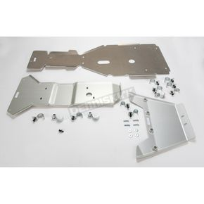Moose Full Chassis Aluminum Skid Plate - 0506-0383
