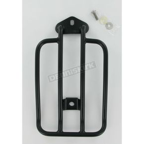 Motherwell Products Matte Black Solo Luggage Rack   - MWL-216B