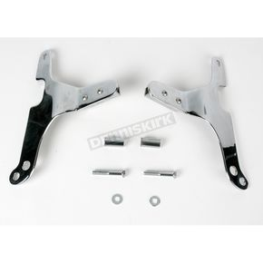 Drag Specialties Sissy Bar Side Straps - 1504-0011