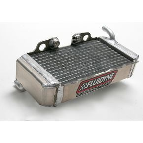 Fluidyne Powersports Power-Flo Off-Road Radiator - FPS11-7CRF150-L