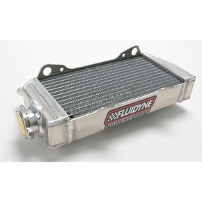 Fluidyne Powersports Power-Flo Off-Road Radiator - FPS11-CRF450X-R