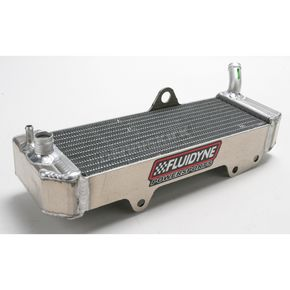 Fluidyne Powersports Power-Flo Off-Road Radiator - FPS11-XR650-L