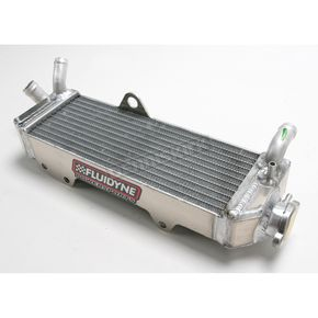 Fluidyne Powersports Power-Flo Off-Road Radiator - FPS11-XR650-R